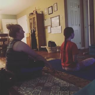 yoga with Karis