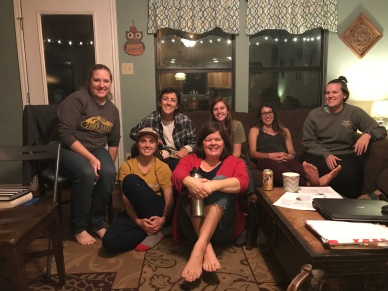 Bible study ladies 1