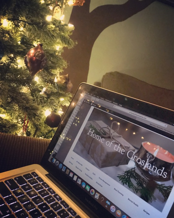 blogging and tree