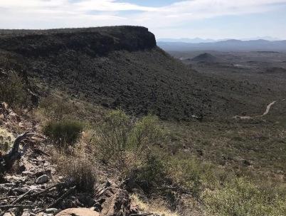hike at Big Bend