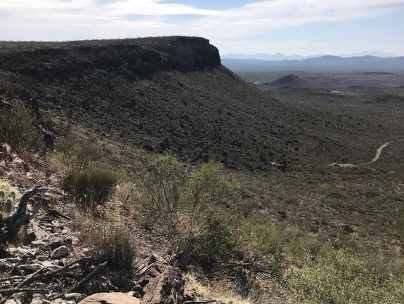 hike at Big Bend