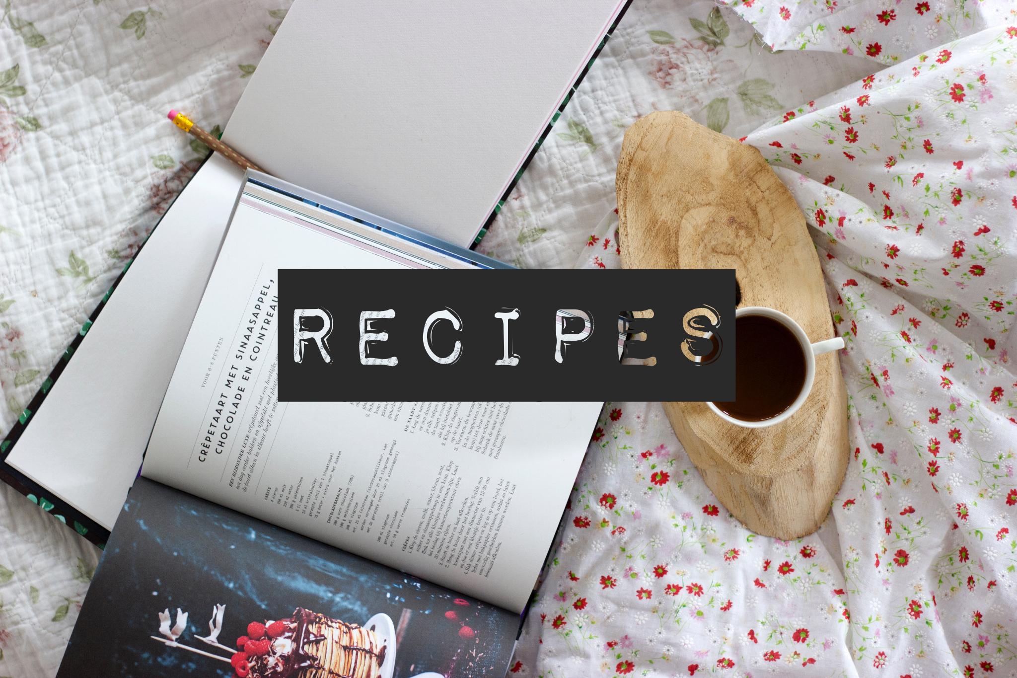 Recipes | Home of the Croslands