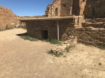 Small house at Chaco