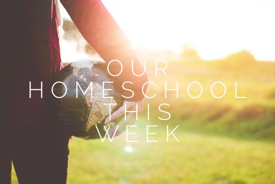 Our Homeschool This Week