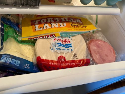 Meat and Cheese Drawer