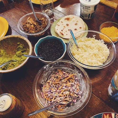 Carnitas spread