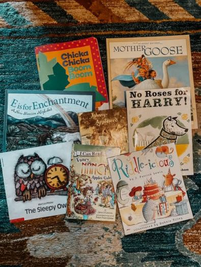 Picture books 1