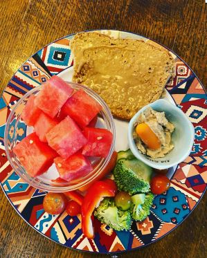 Snack plate 3